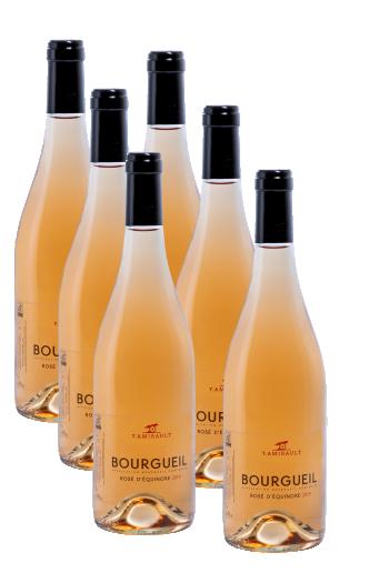 """Le carton """"Rosé d'Equinoxe"""""""